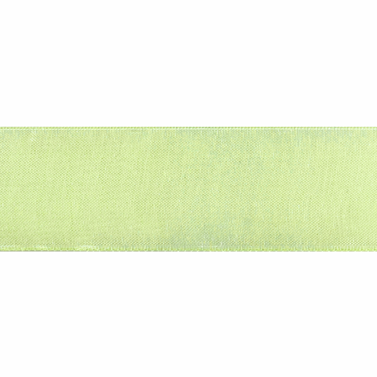 Picture of Organdie: 5m x 25mm: Green