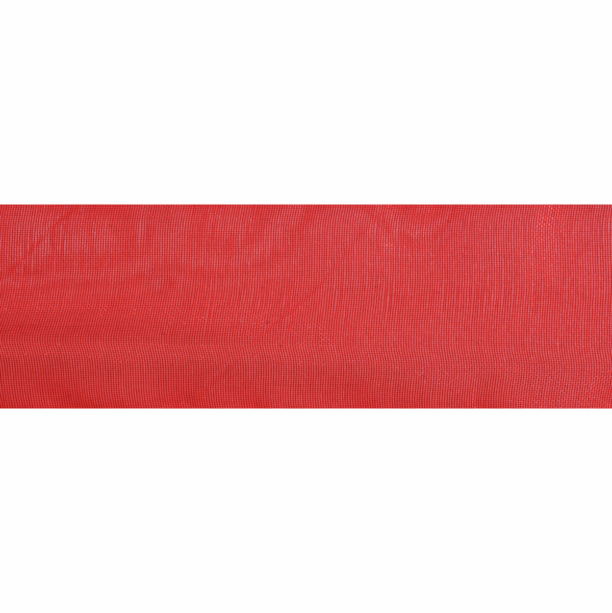 Picture of Organdie Sheer: 5m x 25mm: Red