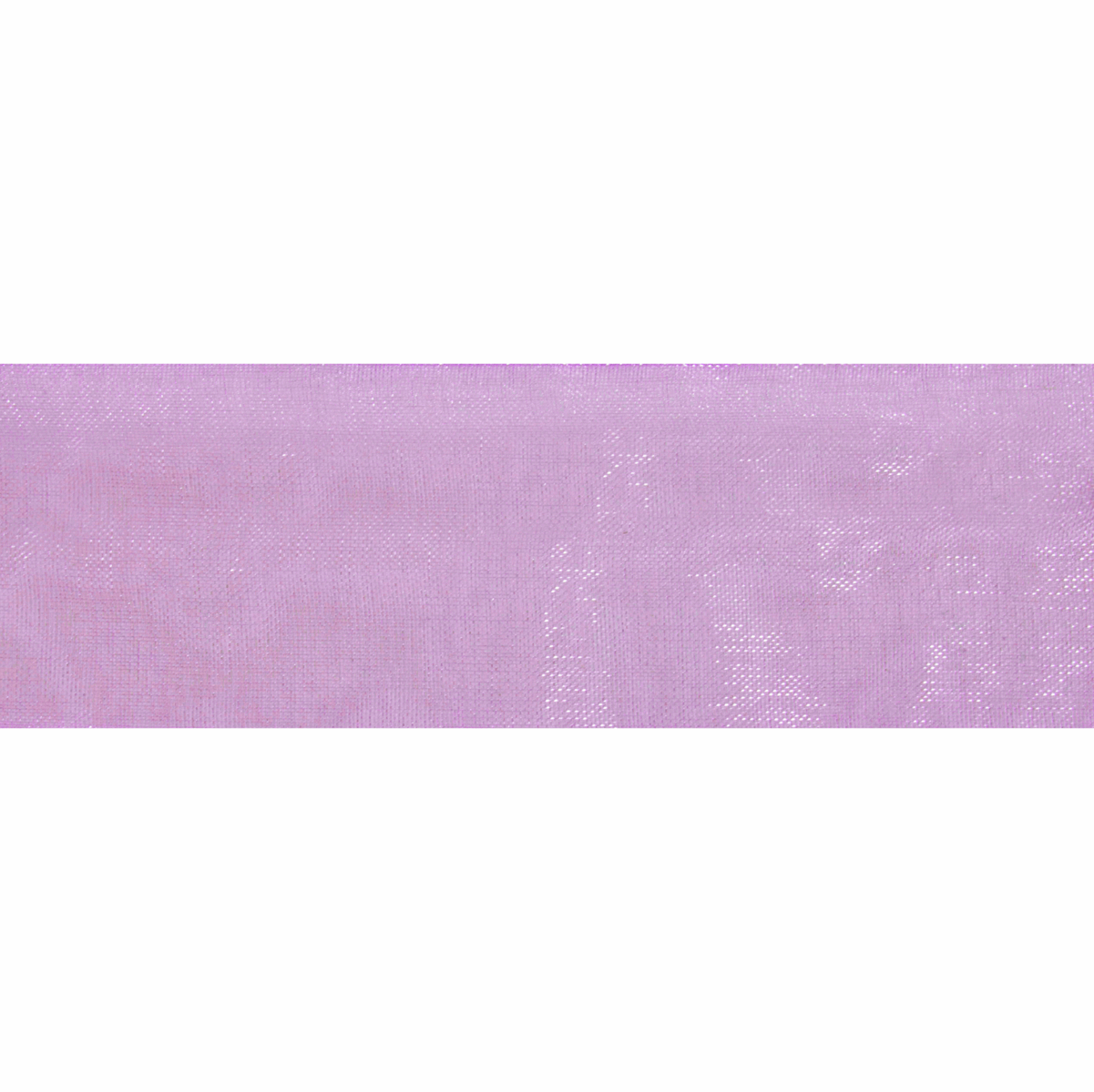 Picture of Organdie Sheer: 5m x 25mm: Lilac