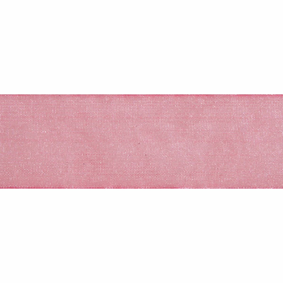 Picture of Organdie Sheer: 5m x 36mm: Pink