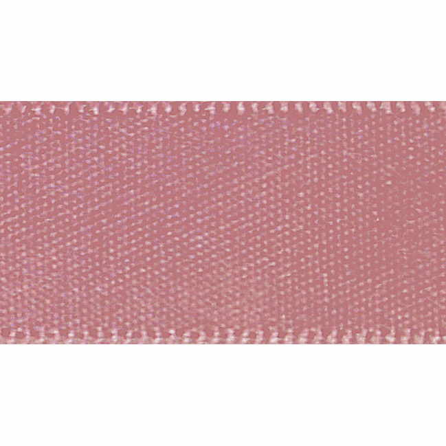Picture of Double Face Satin: 10mm x 20m: Colonial Rose