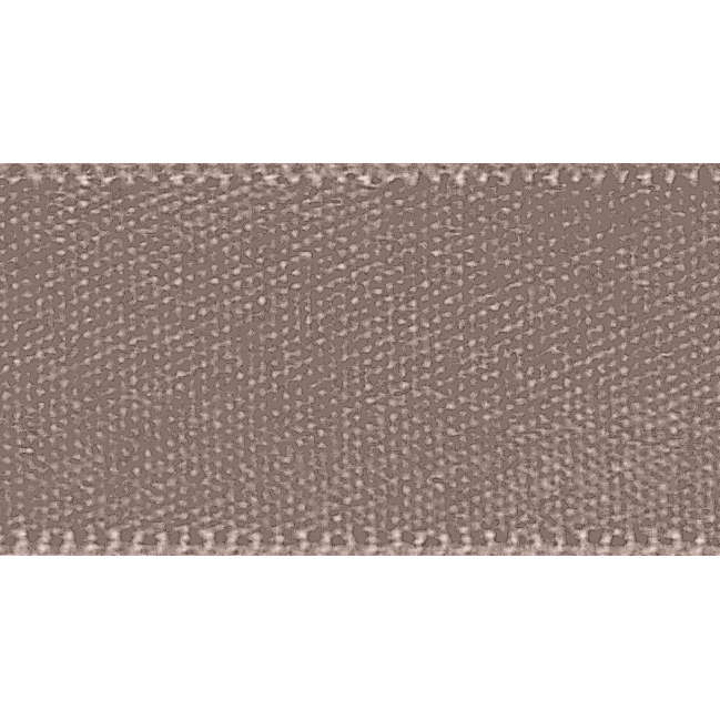 Picture of Double Face Satin: 25mm x 20m: Taupe