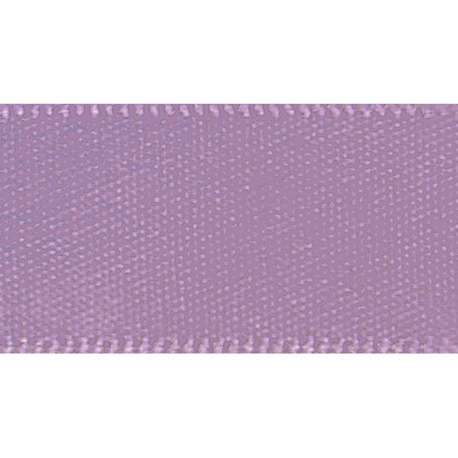 Picture of Double Face Satin: 25mm x 20m: Lilac Mist