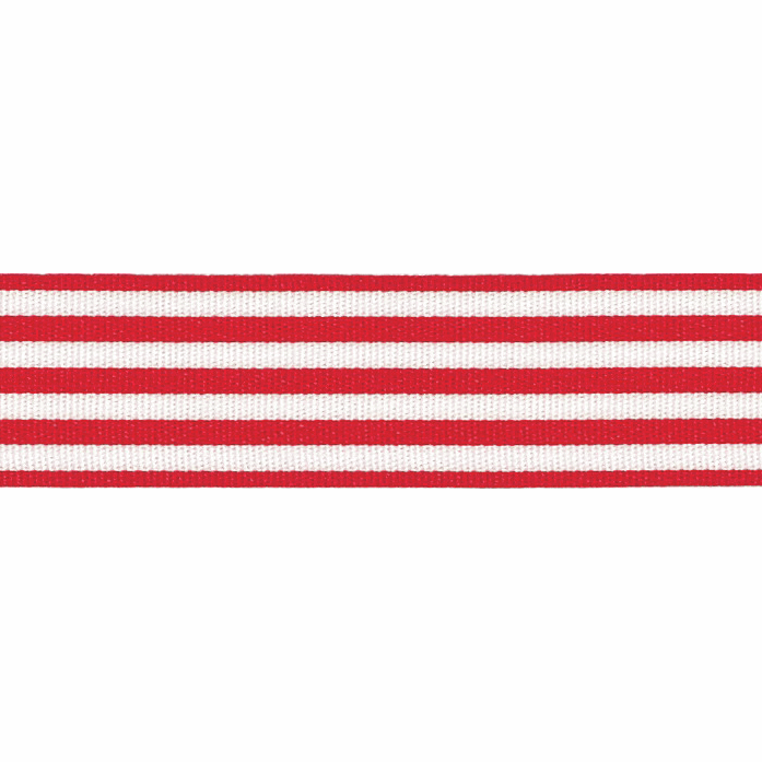 Picture of Stripes: 25m x 16mm: Red
