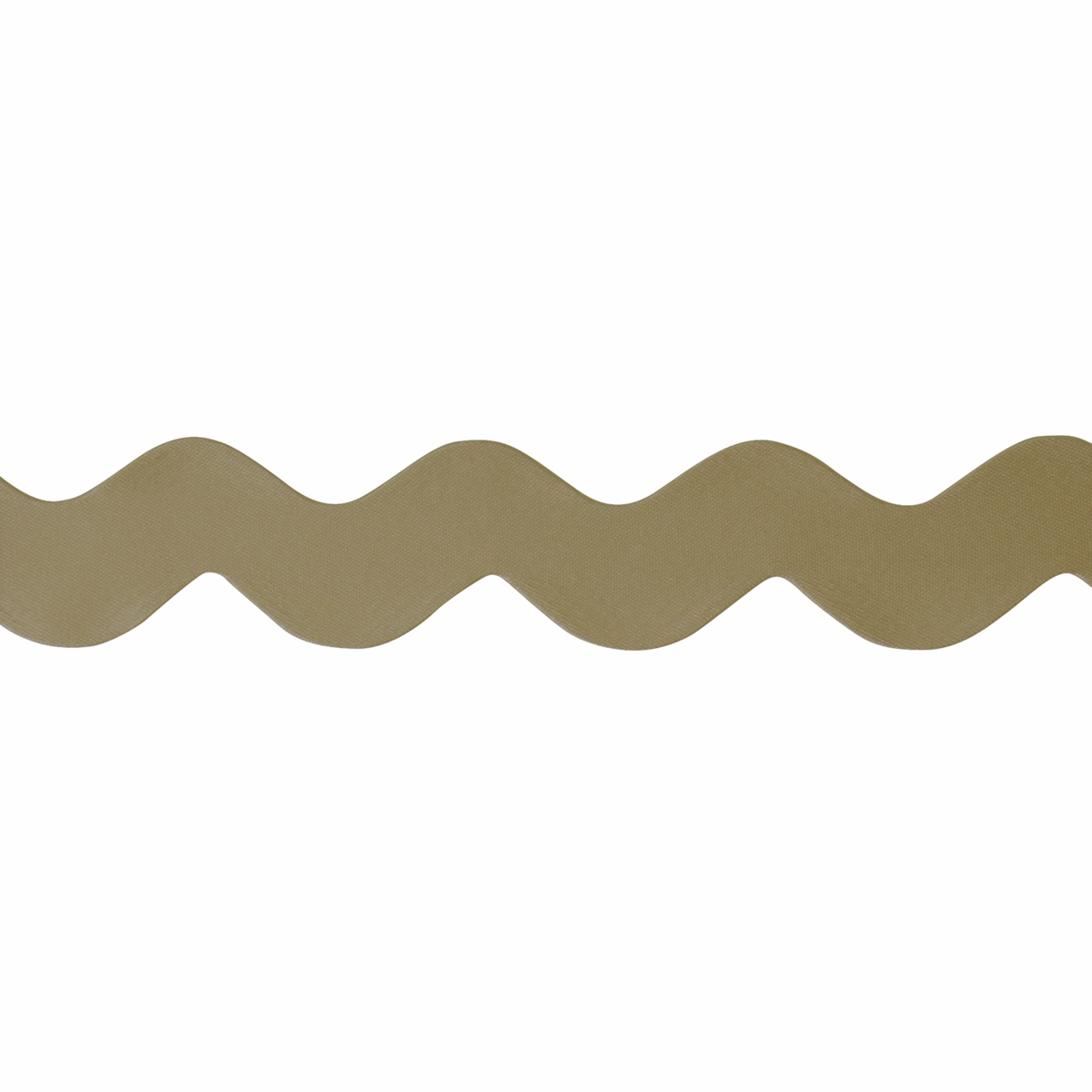 Picture of Rustic Ric Rac: 15m x 30mm: Oatmeal