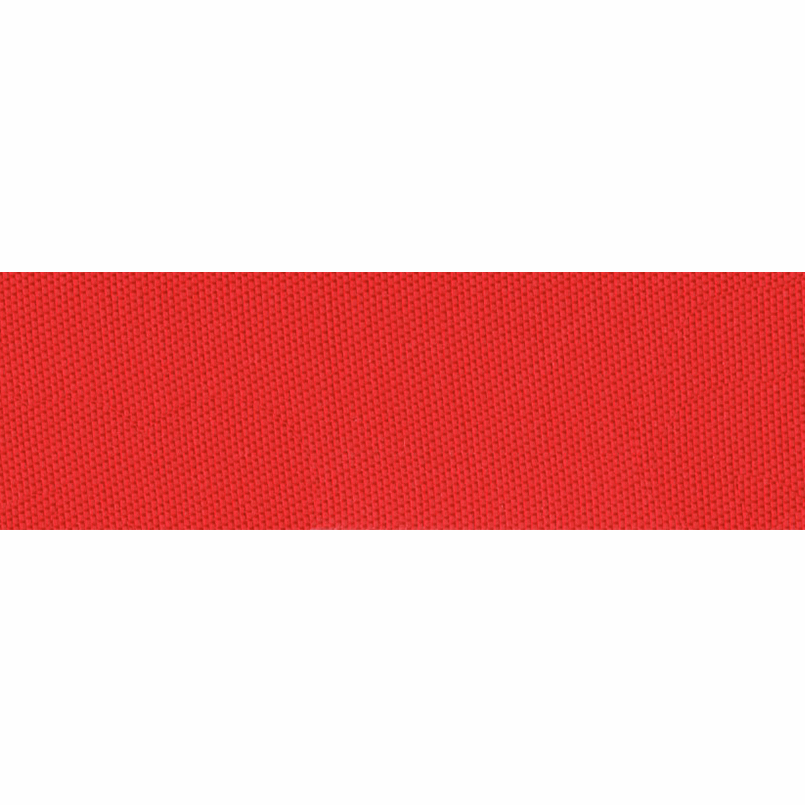 Picture of Fused Edge Ribbon 50m x 12mm: Post Office Red