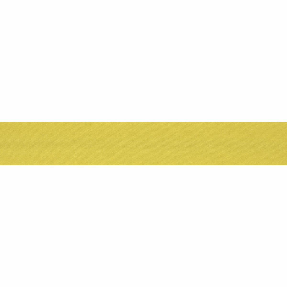 Picture of Bias Binding: Polycotton: 20m x 13mm: Canary