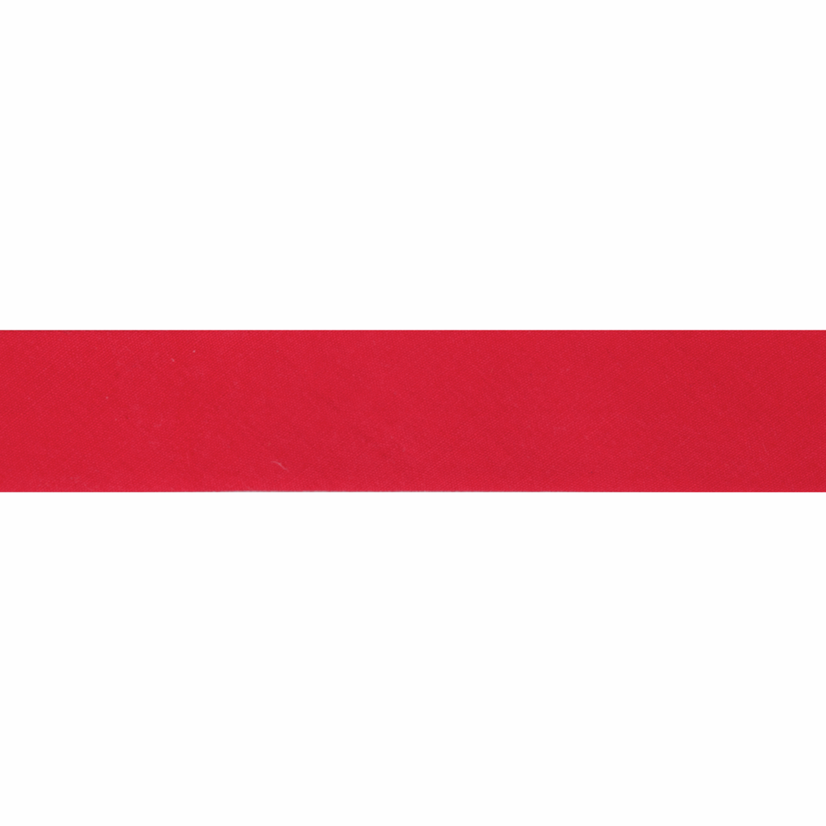 Picture of Bias Binding: Polycotton: 20m x 25mm: Red