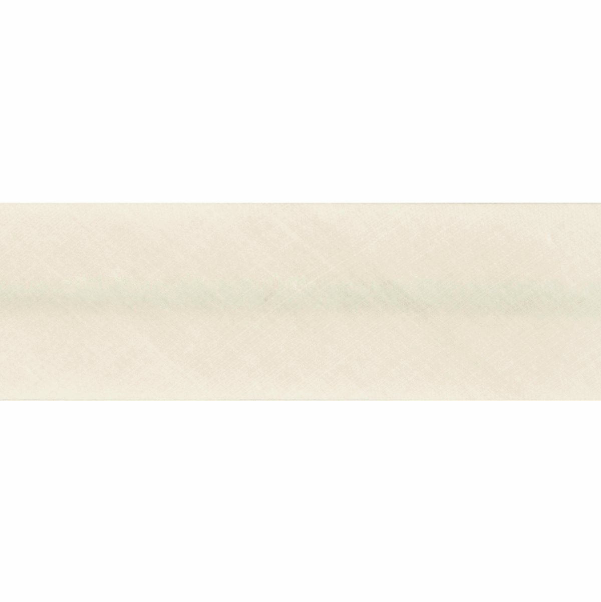 Picture of Bias Binding: Polycotton: 20m x 50mm: Cream