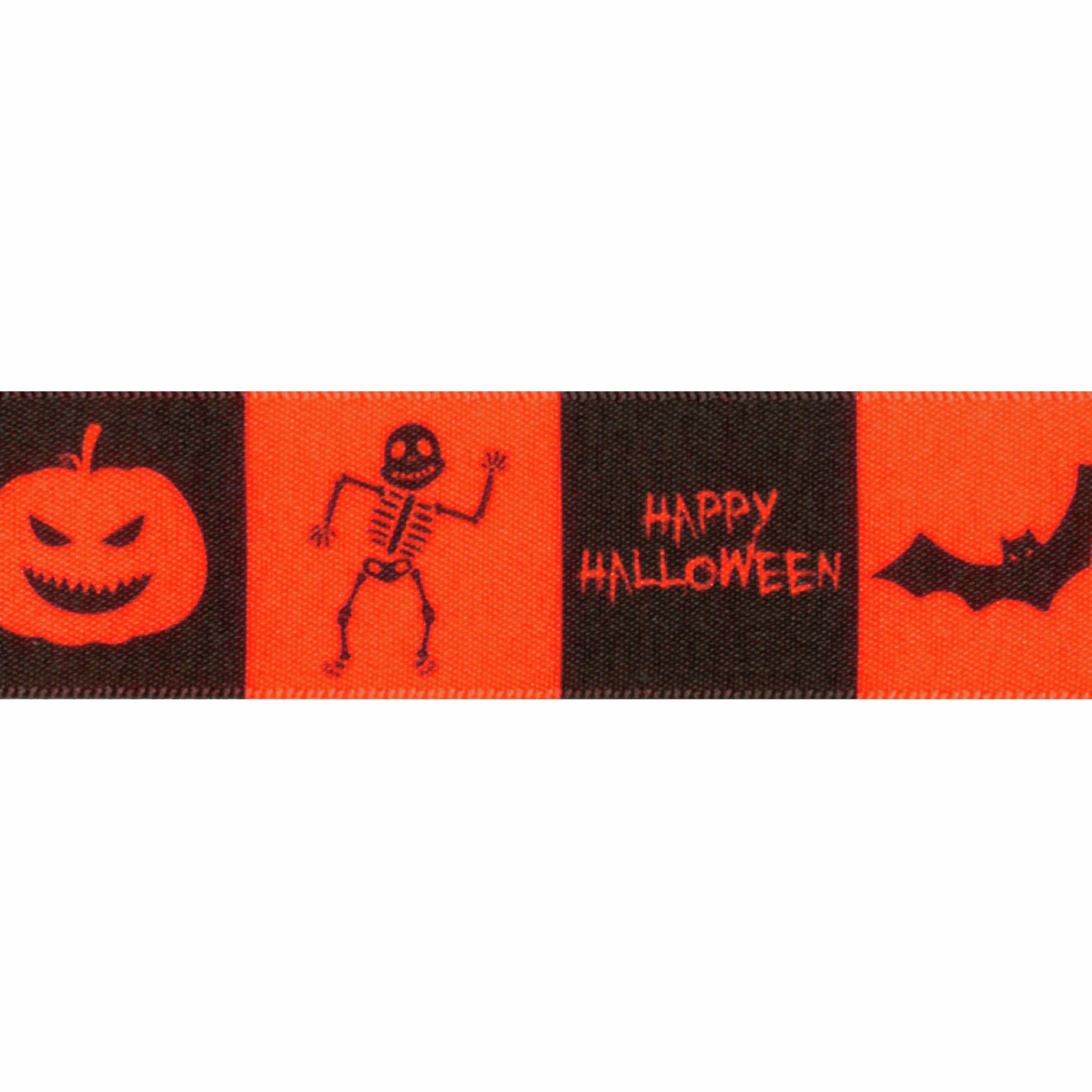 Picture of Spooky Friends: 20m x 25mm: Orange