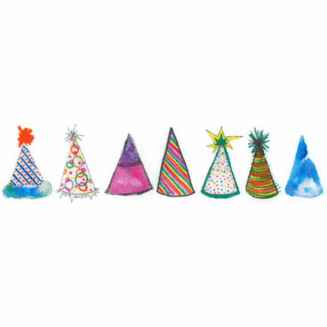 Picture of Party Hats: 20m x 25mm