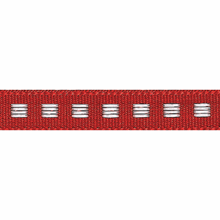 Picture of Box Stitch: 20m x 7mm: Red
