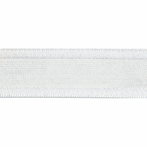 Picture of Sheer Elegance: 25m x 15mm: White