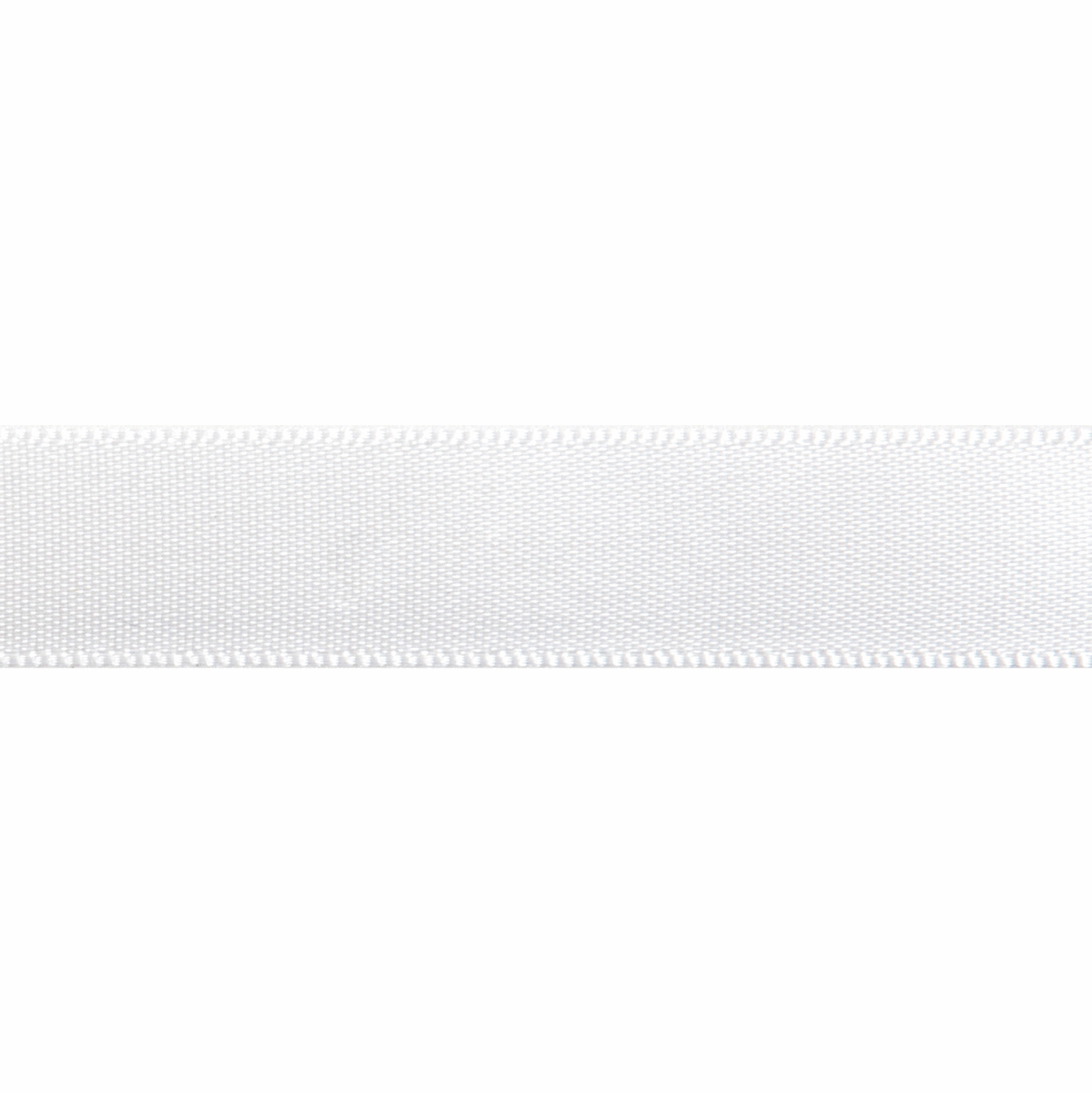 Picture of Satin: 6m x 13mm: White
