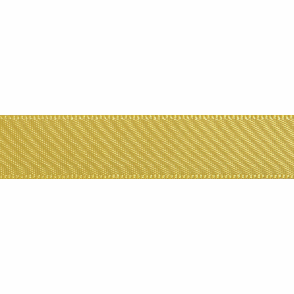 Picture of Satin: 6m x 13mm: Yellow
