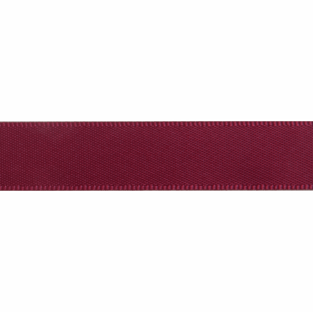 Picture of Satin: 6m x 13mm: Wine