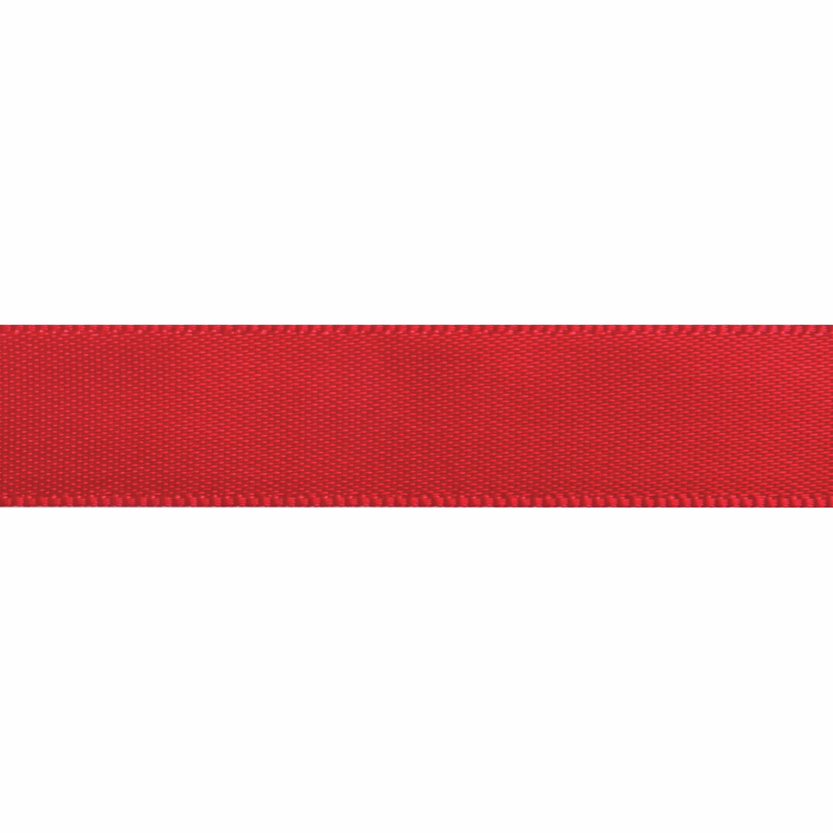 Picture of Satin: 6m x 13mm: Red