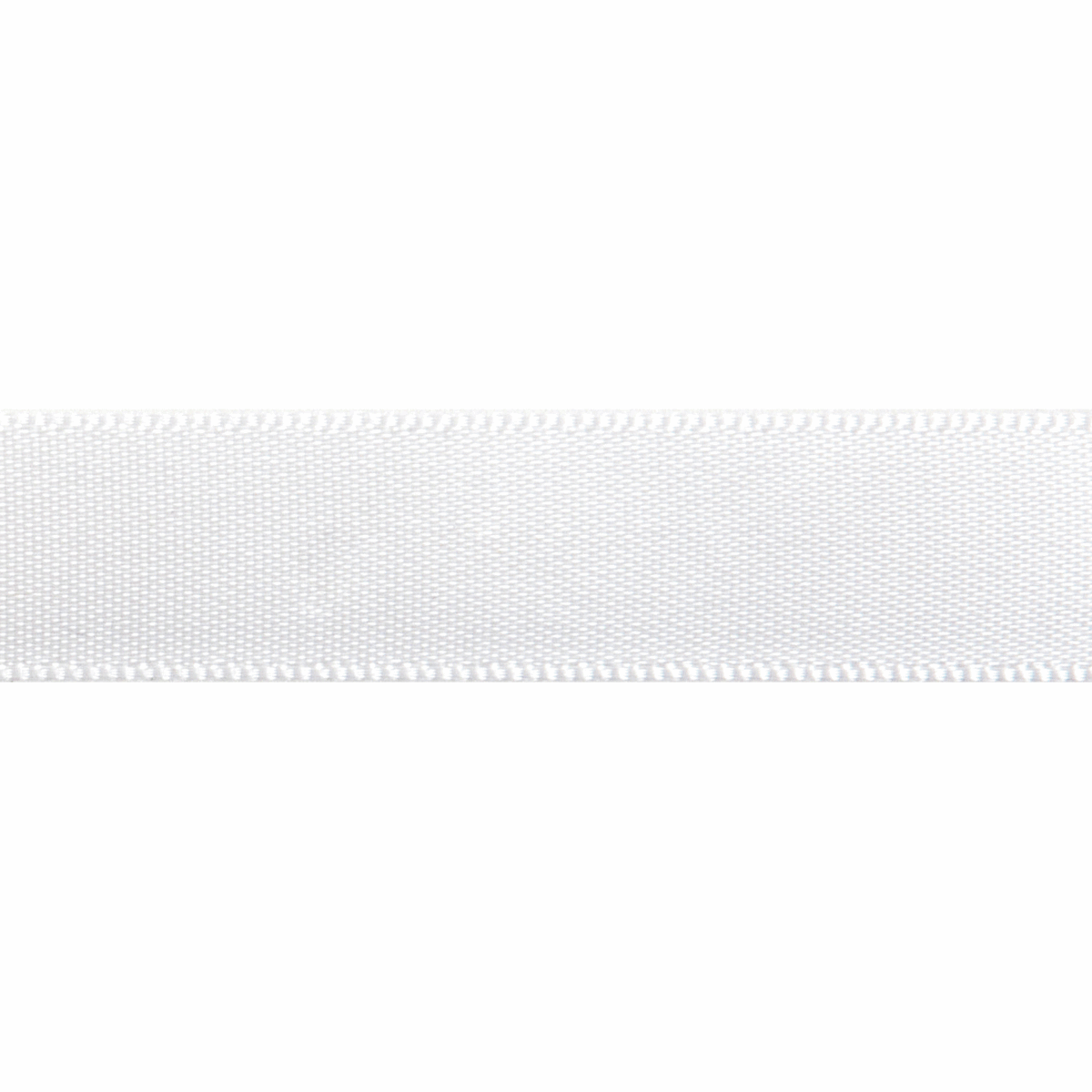 Picture of Satin: 4m x 25mm: White