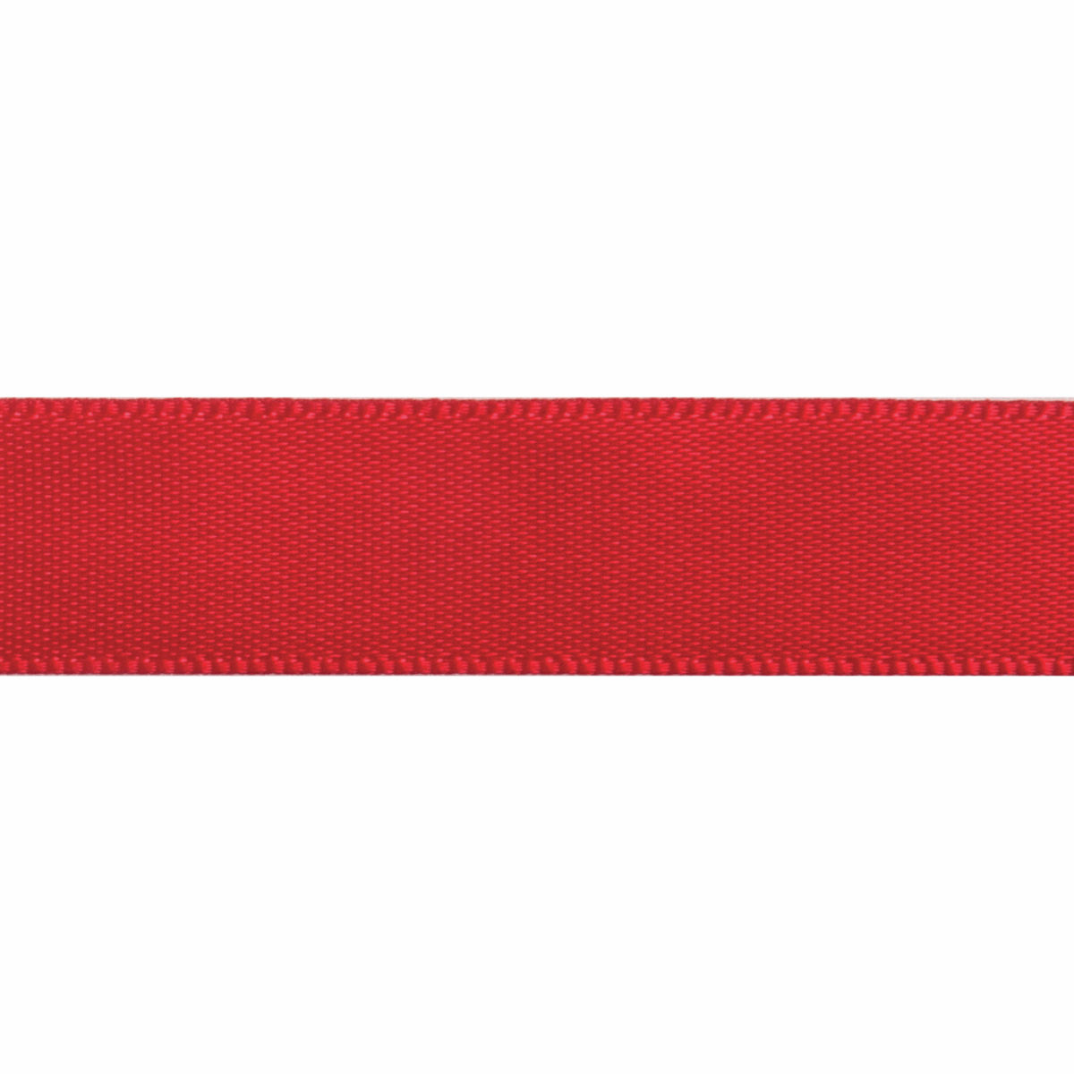 Picture of Satin: 4m x 25mm: Red