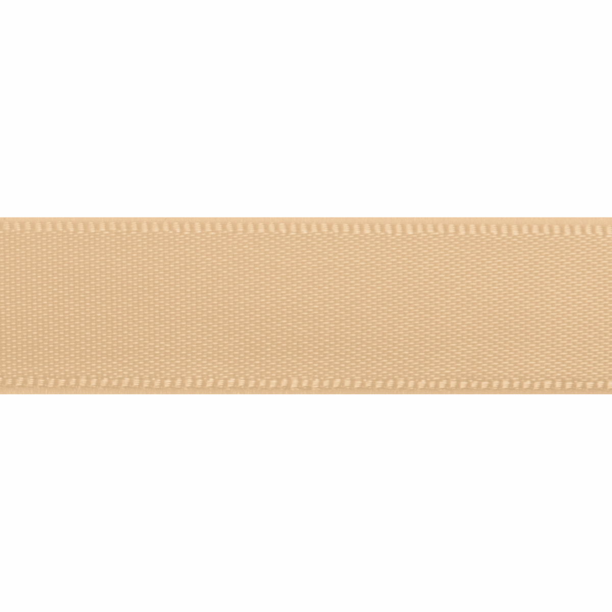 Picture of Satin: 4m x 38mm: Ivory