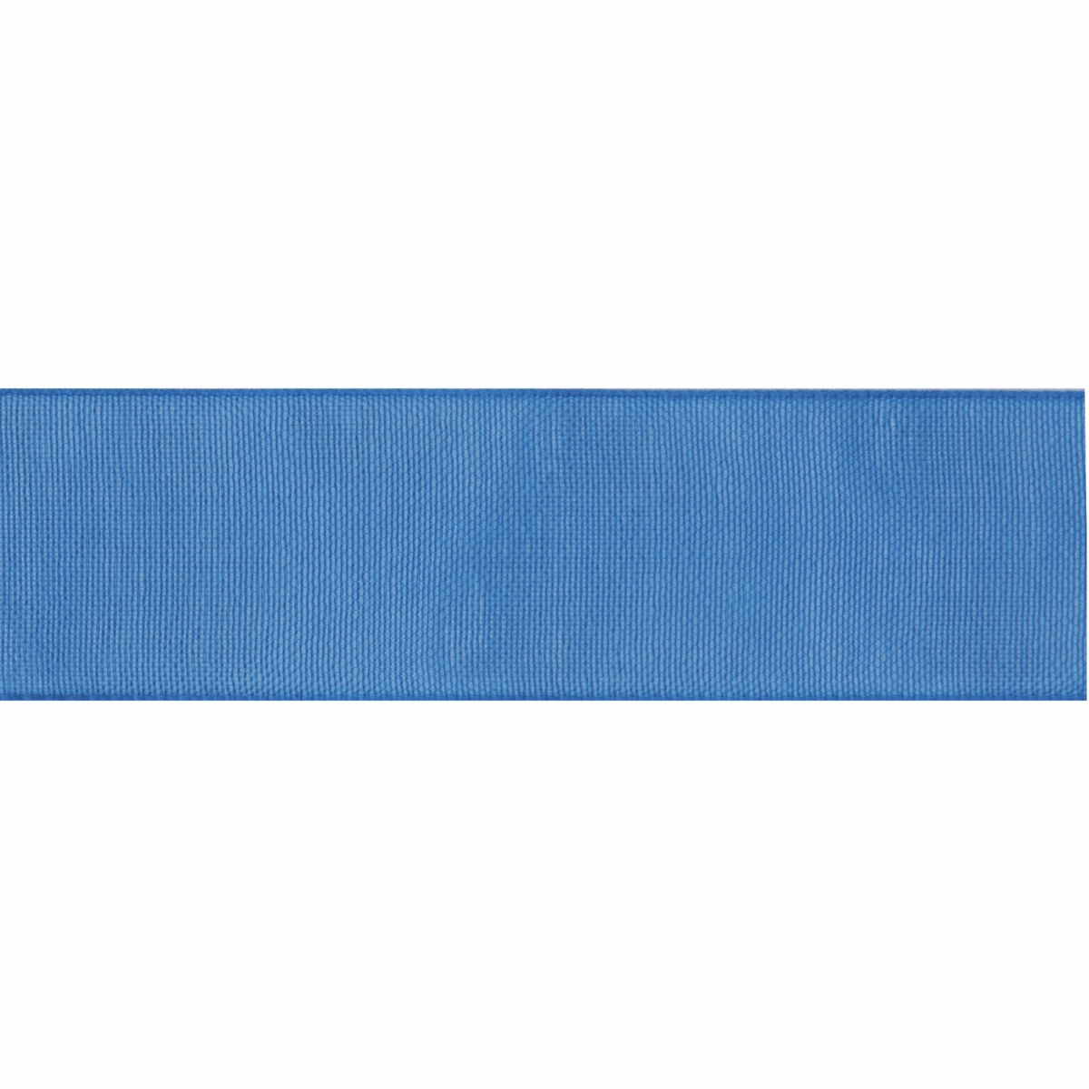 Picture of Organdie: 8m x 6mm: Royal Blue