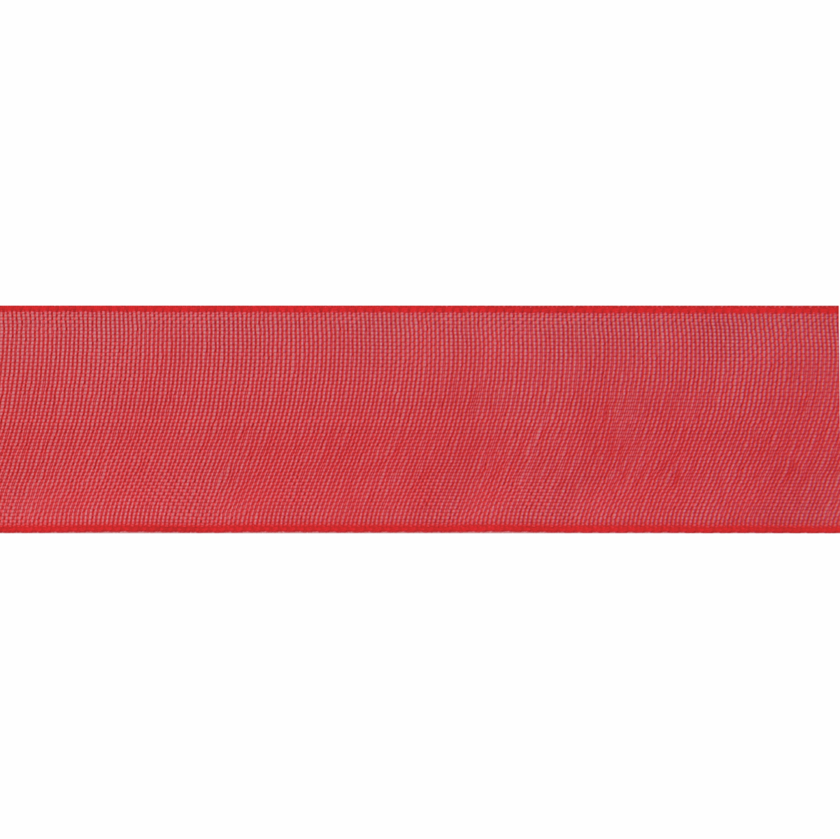 Picture of Organdie: 8m x 6mm: Red