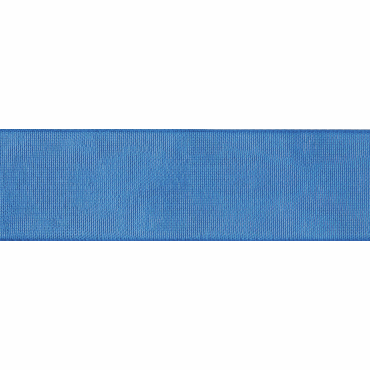 Picture of Organdie: 8m x 9mm: Royal Blue
