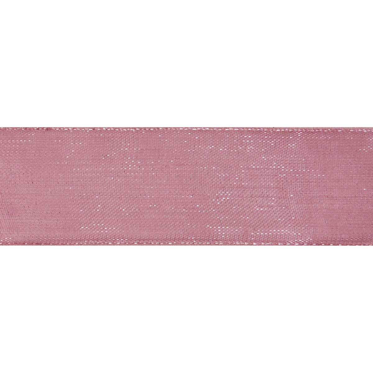 Picture of Organdie: 6m x 12mm: Baby Pink