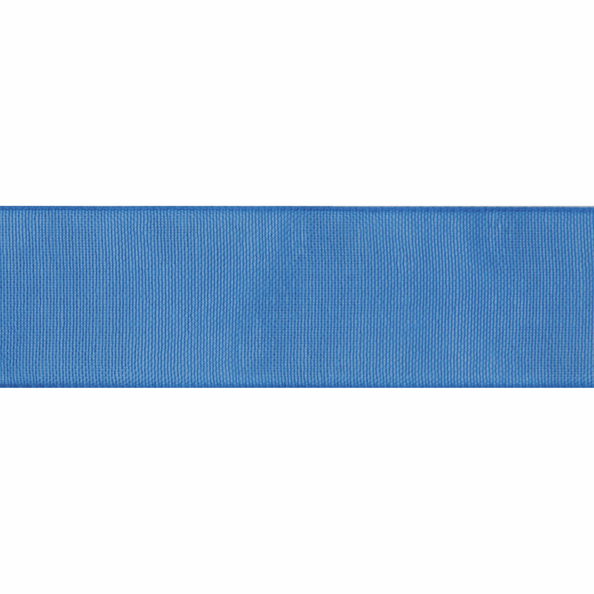 Picture of Organdie: 6m x 12mm: Royal Blue
