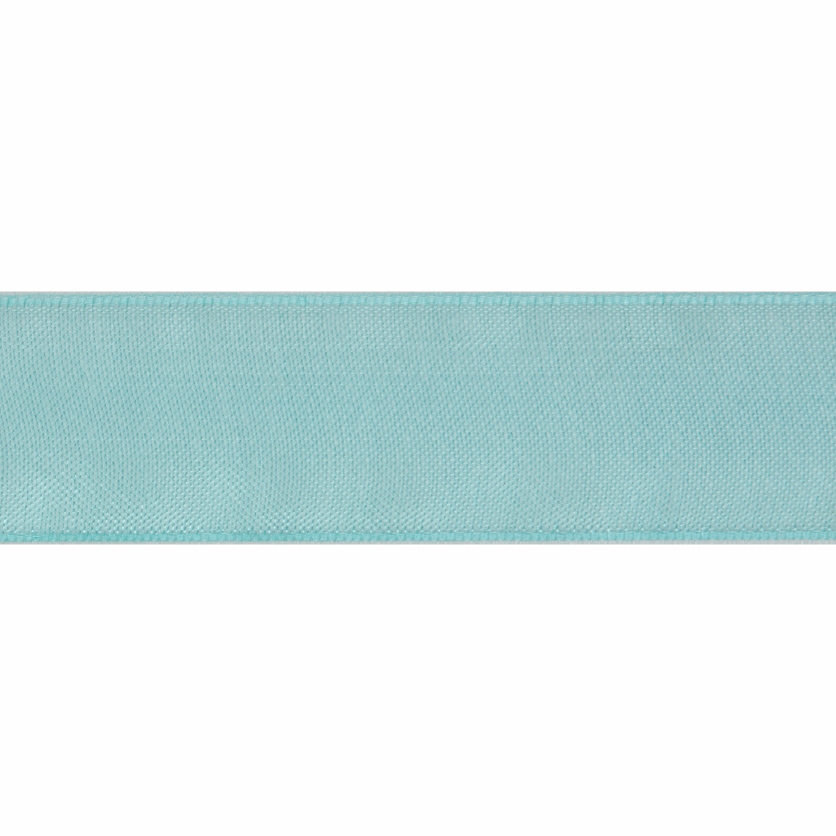Picture of Organdie: 5m x 20mm: Sky Blue