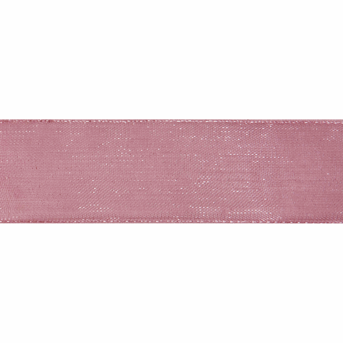 Picture of Organdie: 5m x 20mm: Baby Pink
