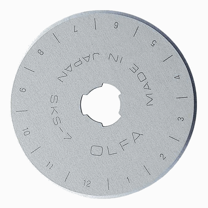 Picture of Rotary Blades: Large: 45mm: Pack of 10