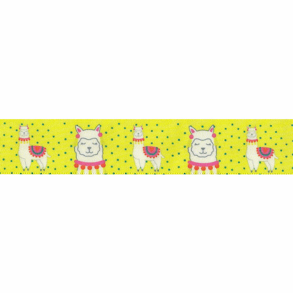 Picture of Exclusive to Groves: Alpaca: Yellow: 25m x 25mm