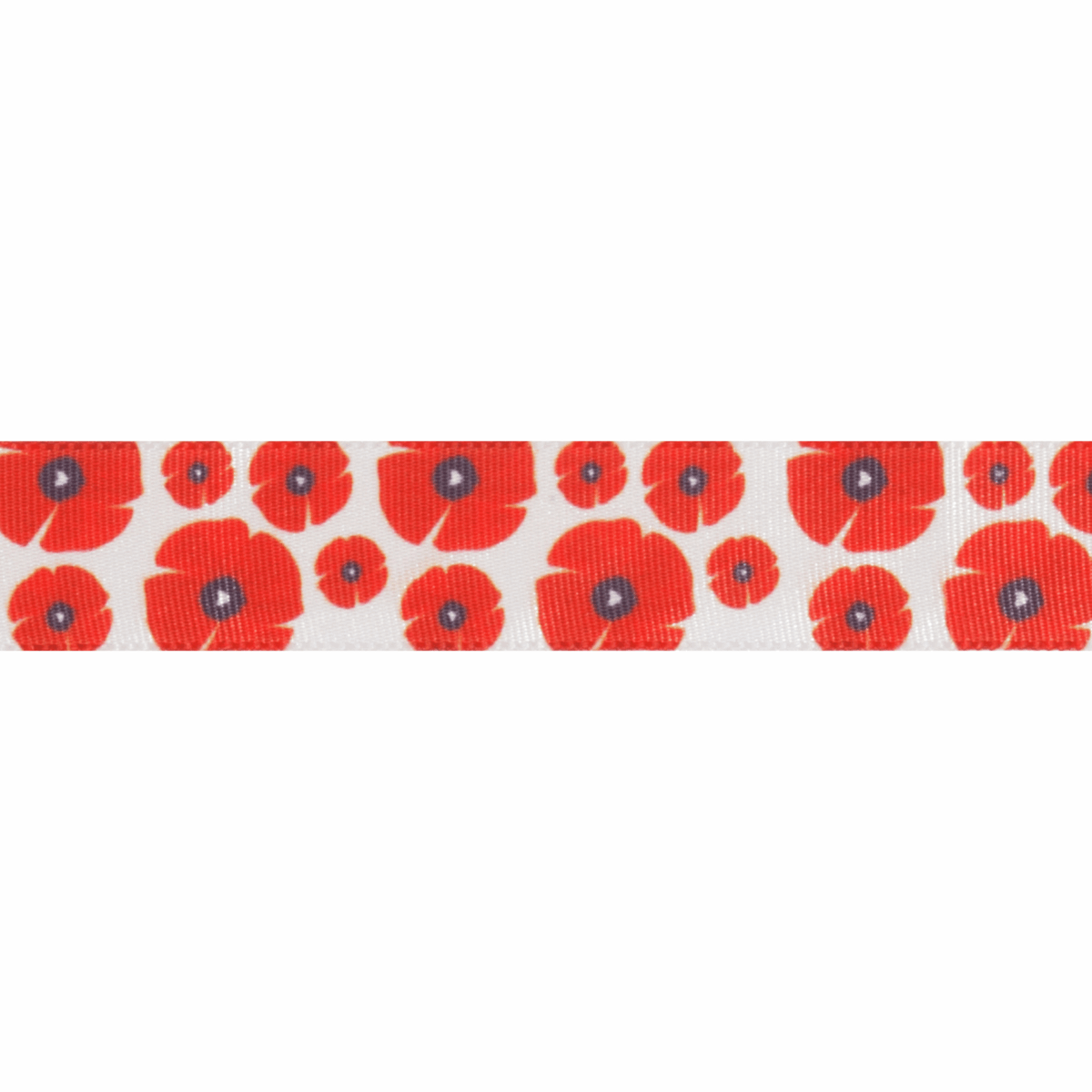 Picture of Exclusive to Groves: Poppy: 25m x 15mm: Multi