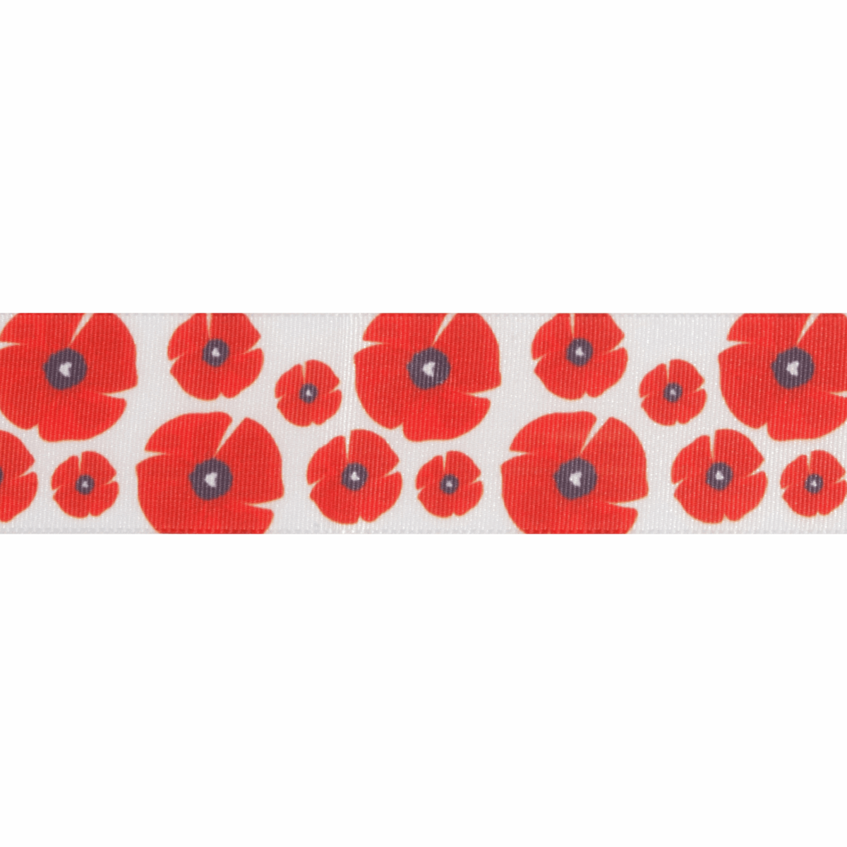 Picture of Exclusive to Groves: Poppy: 25m x 25mm: Multi