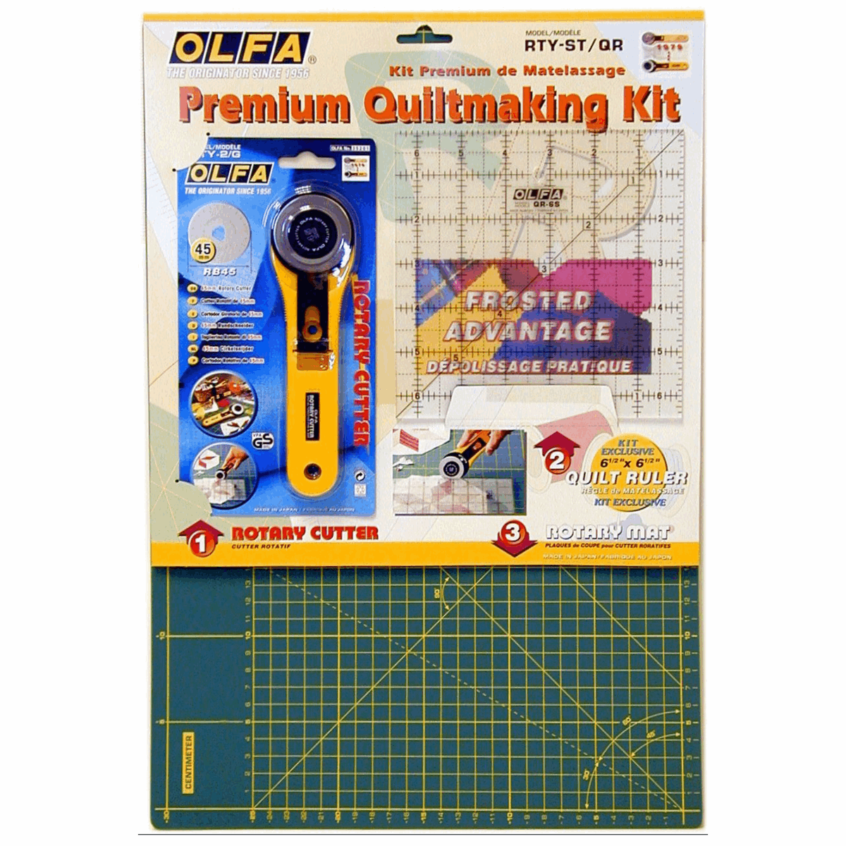 Picture of Olfa Quilt Making Kit