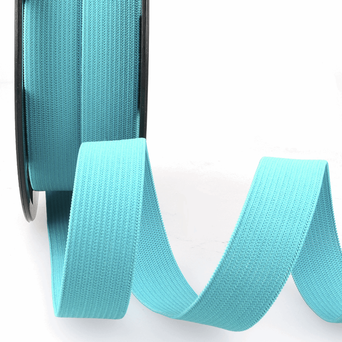 Picture of Elastic Ribbon: 50m x 5mm: Steel Blue