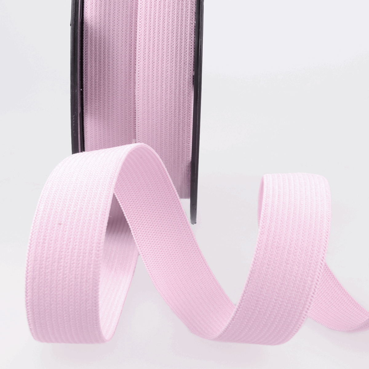Picture of Elastic Ribbon: 50m x 5mm: Pink