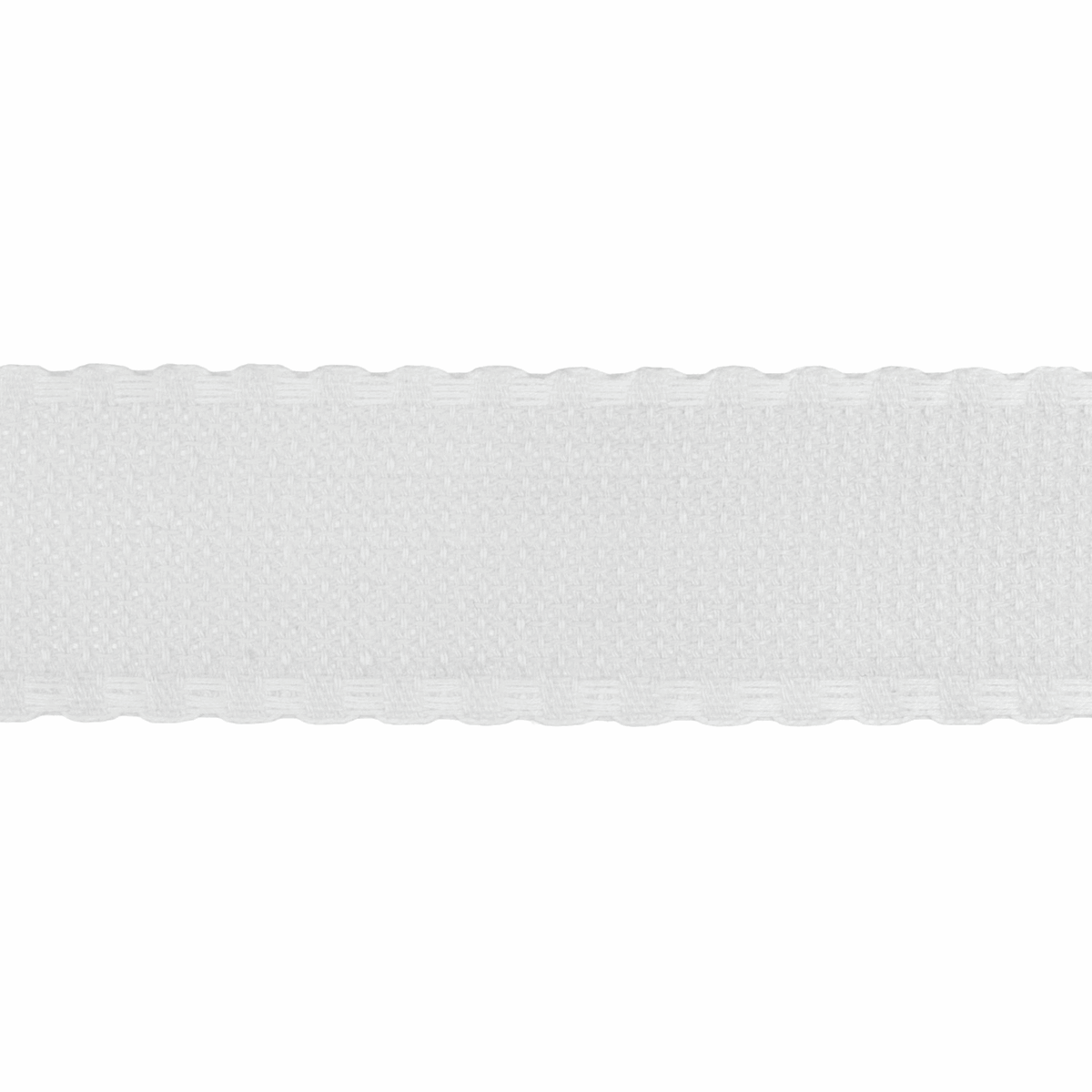 Picture of Needlecraft Fabric: Aida Band: 16 Count: 8m x 70mm: White