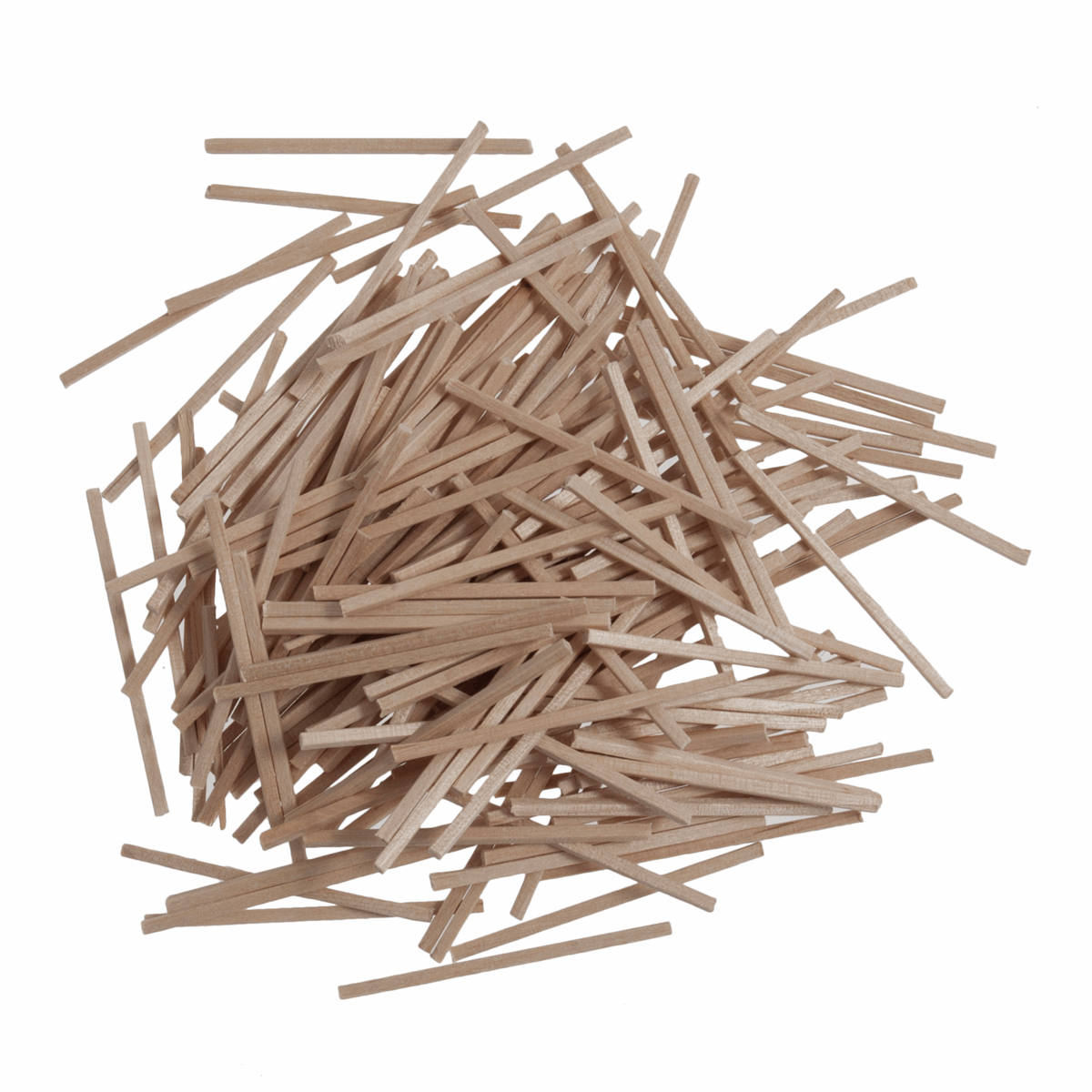 Picture of Match Sticks: Wooden: 50 x 2mm: Natural: Pack of 500