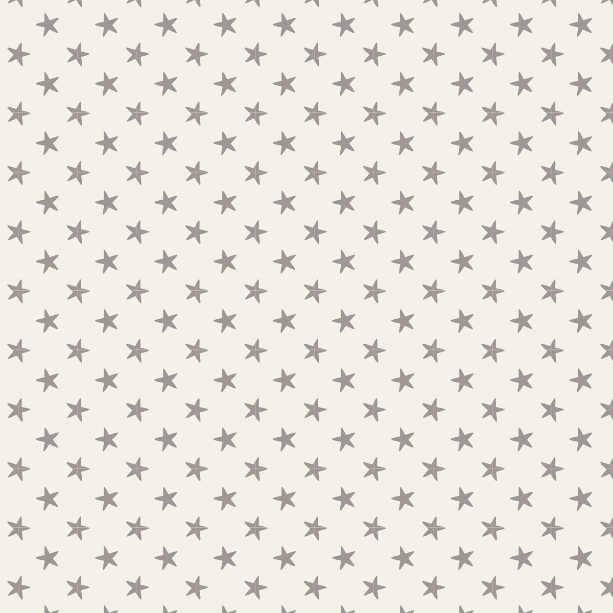 Picture of Classic Basics: Tiny Star: By the Metre x 110cm: Grey