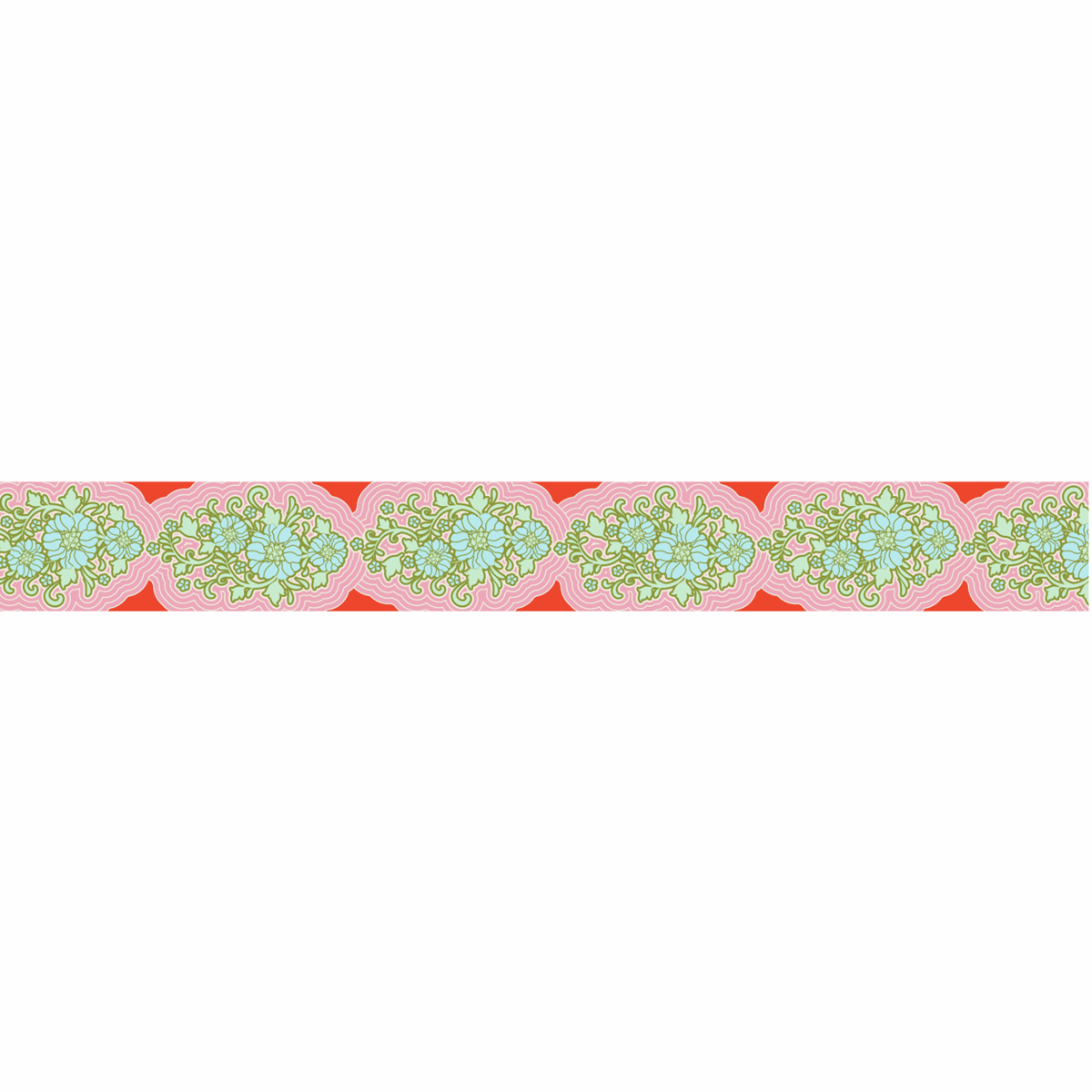 Picture of Sunkiss: Jacquard Ribbon: 10m x 30mm: Pink