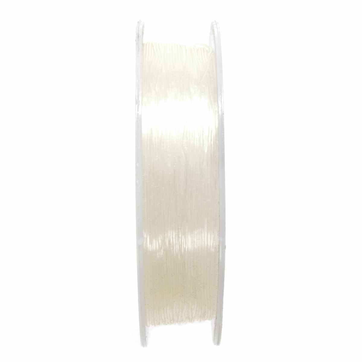 Picture of Stretch Cord: 25m x 0.5mm: Clear: 1 Pack of 25m