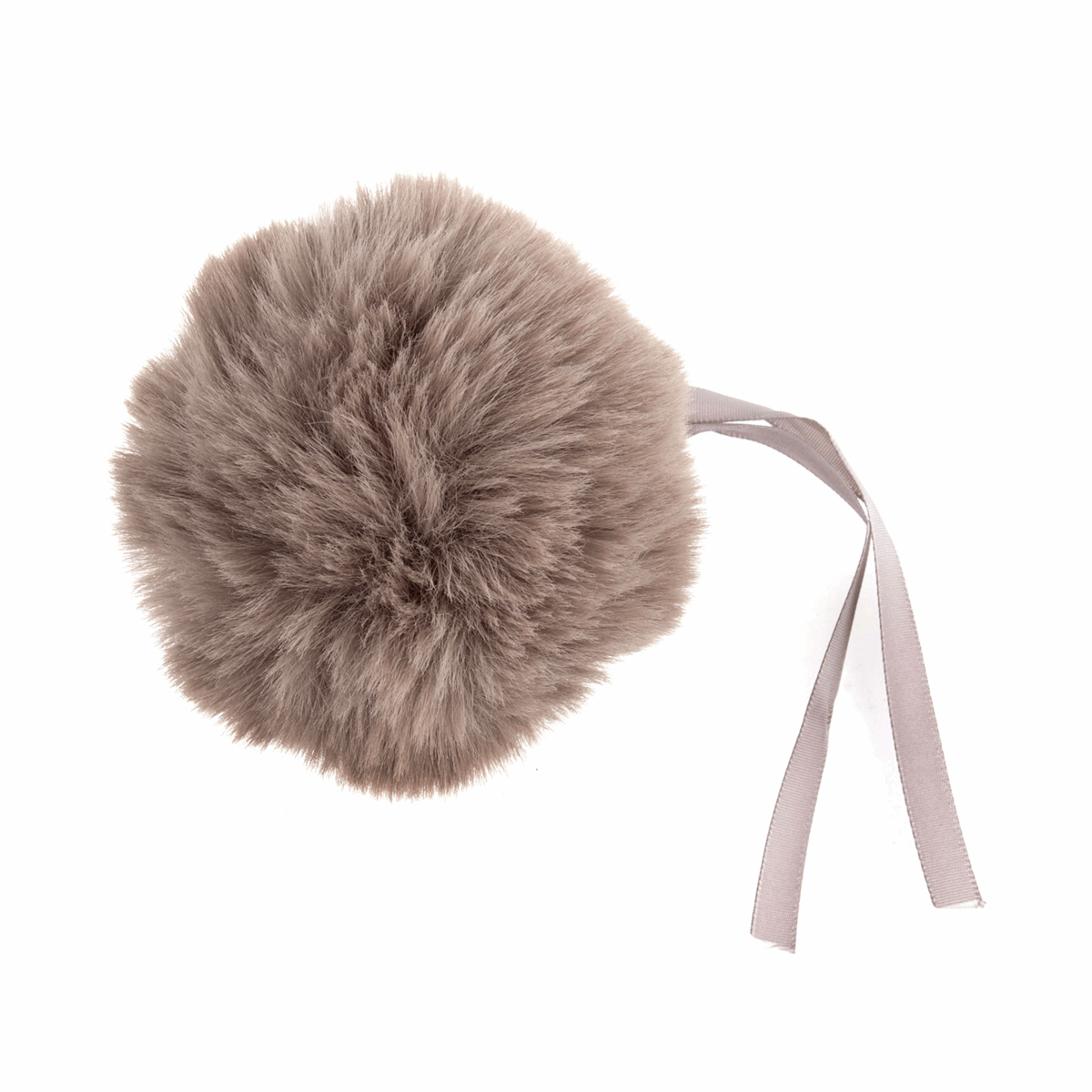 Picture of Pom Pom: Faux Fur: 11cm: 1 Piece: Mink