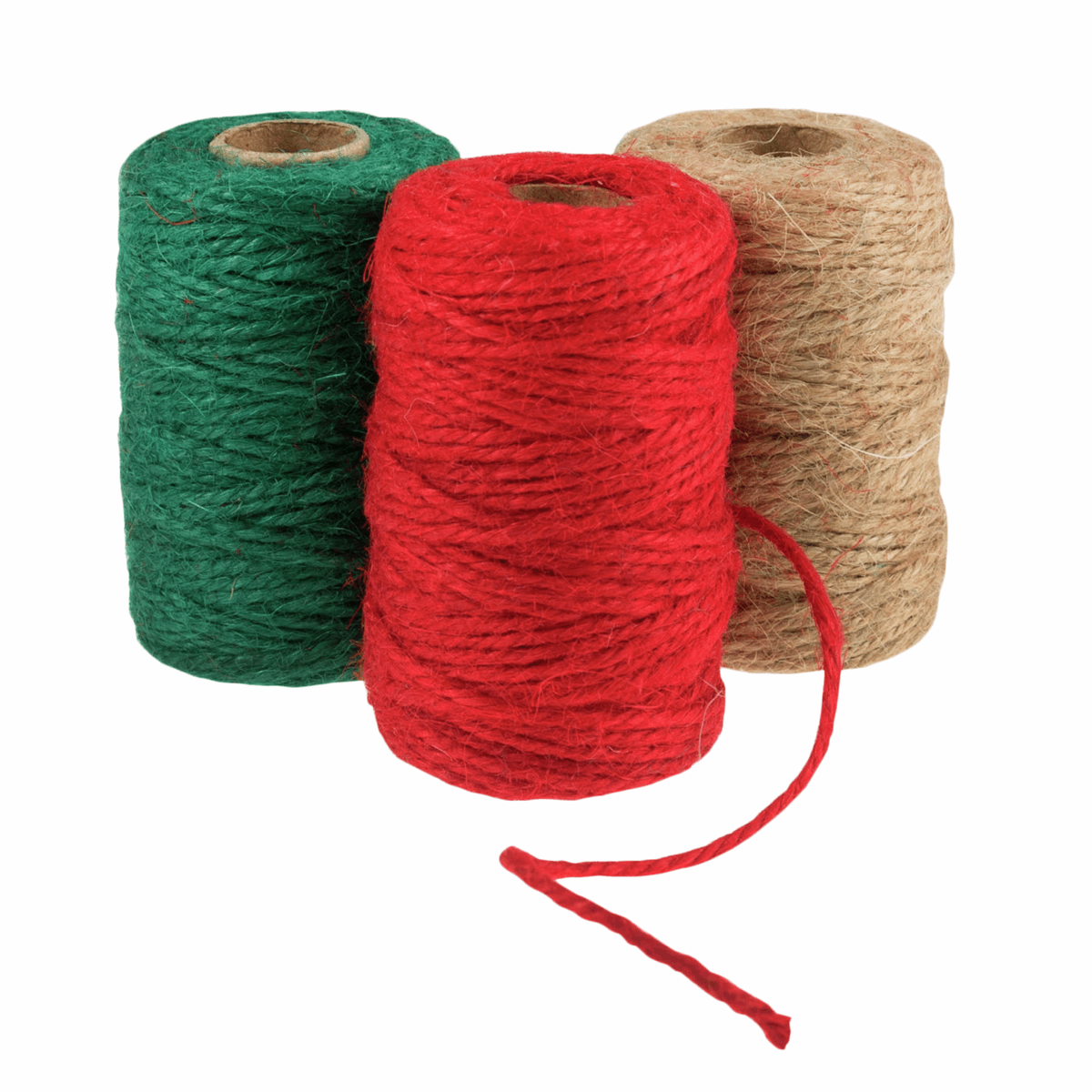 Picture of Jute Balls: 30m x 2mm: 3 Pack