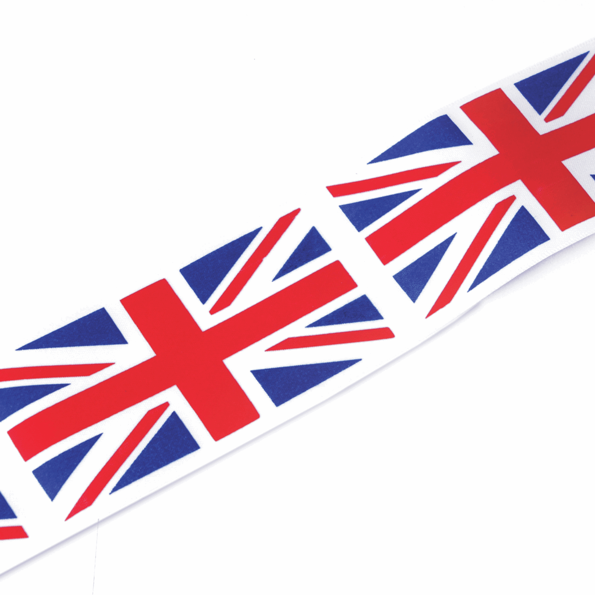 Picture of Union Jack Ribbon 50m x 50mm