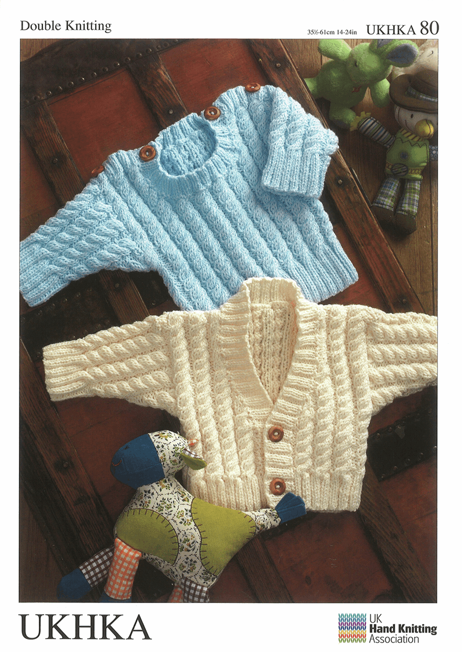 Picture of Pattern: Sweater and Cardigan