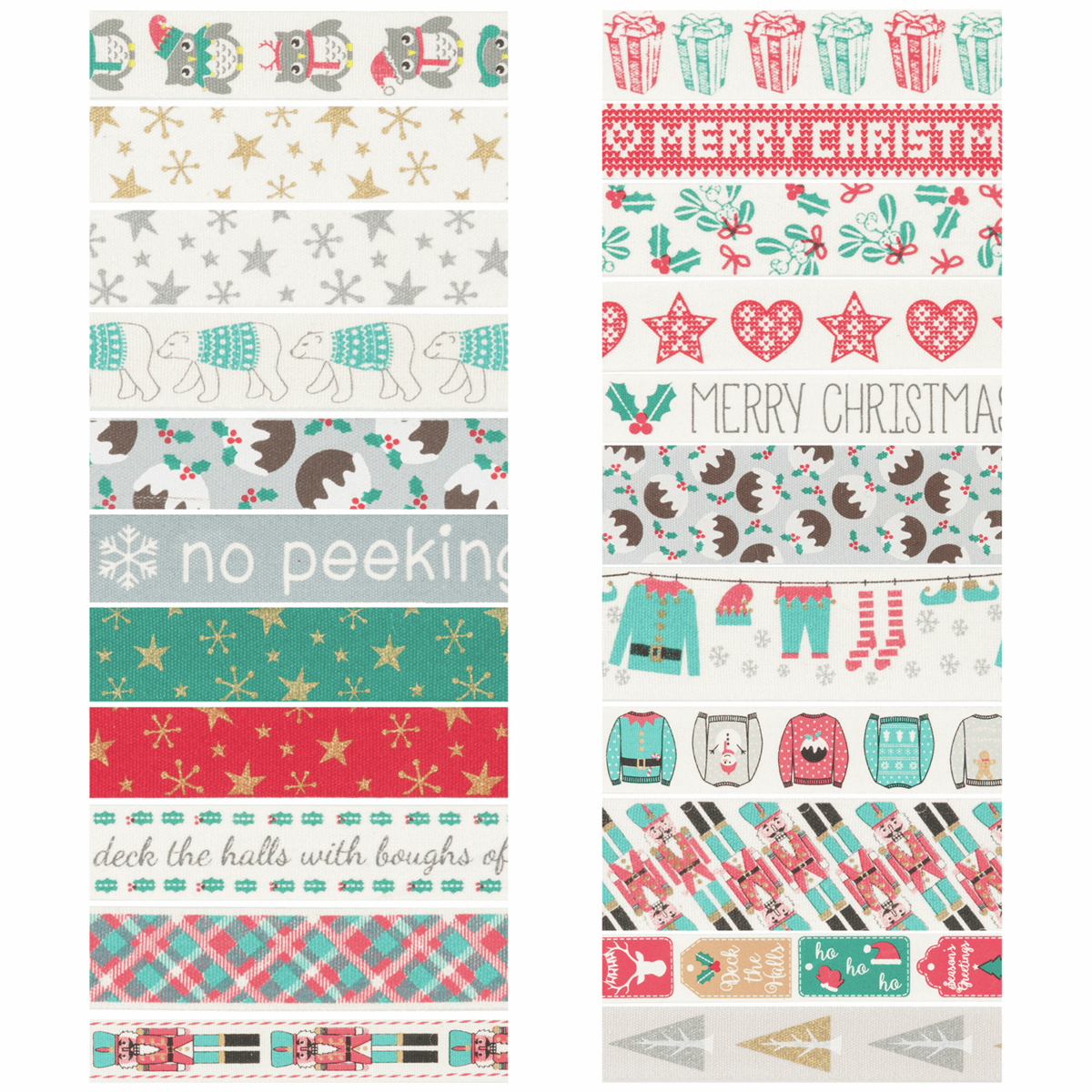 Picture of Bowtique Christmas Ribbons: 30% off Deal
