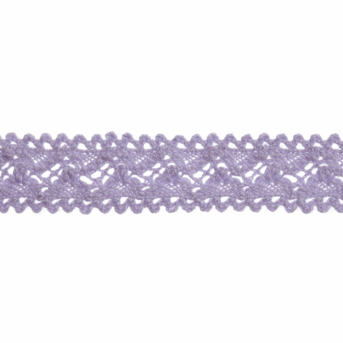 Picture of Cotton Lace: 4m x 18mm: Lilac