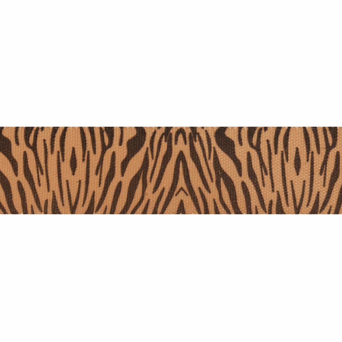 Picture of Satin: 5m x 15mm: Tiger Stripe